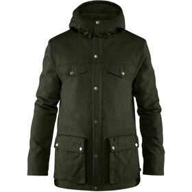 Fjällräven Greenland Re-Wool Jacket Men, deep forest
